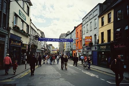 CENTRAL GALWAY