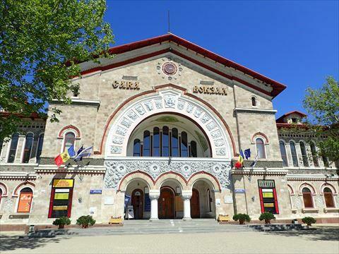 キシナウ駅